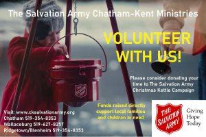 kettle volunteers